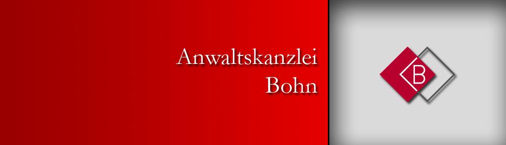 Rechtsanwältin Christiane Bohn